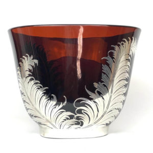 vase des années 50 Italien- Pierre CArron antiquaire Nice 06 - achat vente epertise antiquités objet d'art